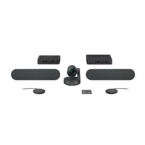Logitech Rally Plus Video Conference System