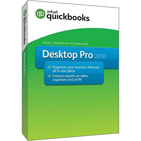 QuickBooks PRO 2018 Additional Installation Key Code