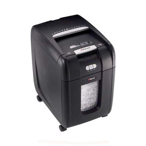 Rexel AUTO+175 Cross Cut Shredder
