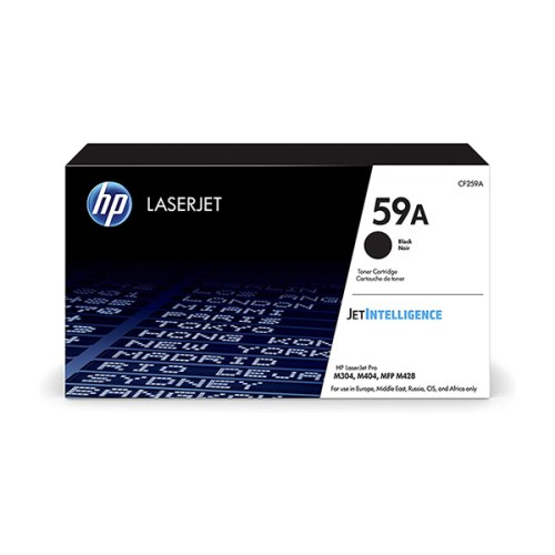 HP 59A Black Original LaserJet Toner Cartridge