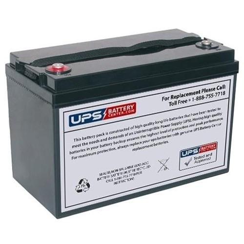 12V 100AH UPS Battery