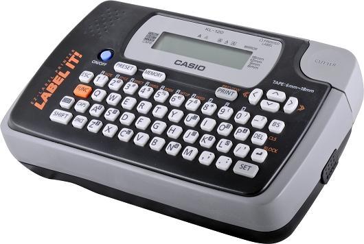 Casio KL-120 Label Maker