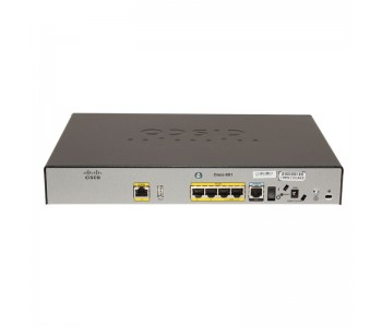 Cisco 881/K9 Integrated Services Router