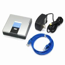 Linksys PAP2T-NA Network Phone Adapter