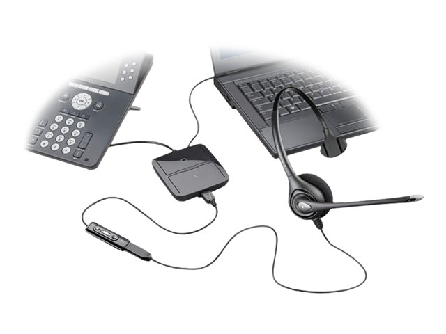 Plantronics MDA200 Headset Communications Hub