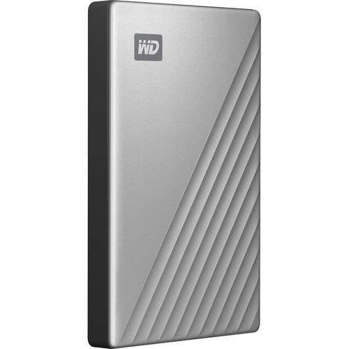 WD 2TB My Passport Ultra Portable Hard Drive