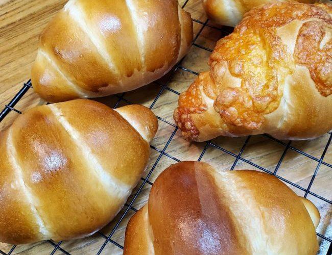ロールパンを焼くことは基本の集大成では?