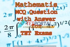 Mathematic MCQ Question
