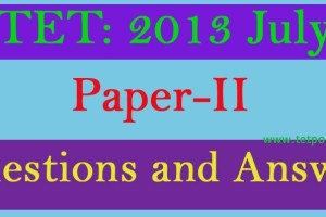 CTET-Question-Paper-2013-July-paper-2