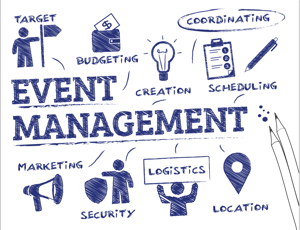 Event Management Graphic