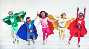 Kid Superheroes