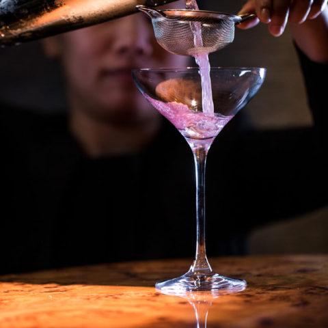 Cocktails at Tết Restaurant