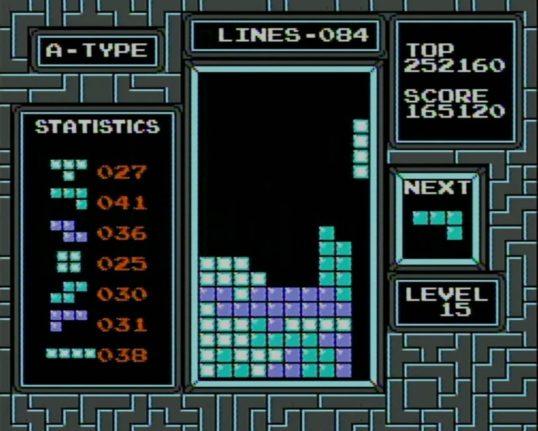 Classic Tetris World Championship: A Tetris Tournament - Tetris Interest