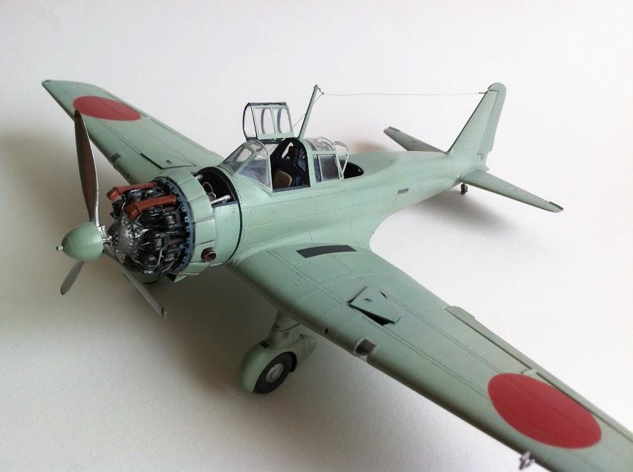 Ki-51 (Sonia) Nichimo 1/48