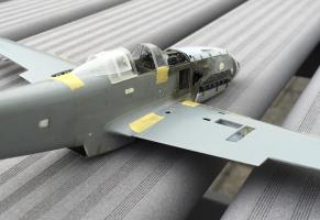 1/48 Ki-61ii (Hien) with teardrop canopy – WIP #12