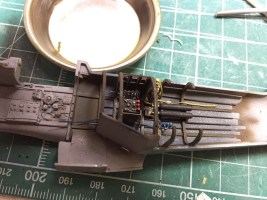 1/48 Ki-61ii (Hien) with teardrop canopy – WIP #6