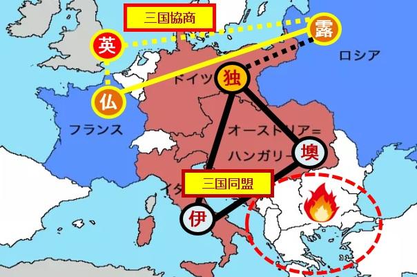 明治維新とヨーロッパ世界【5】 (まとめ)19世紀後半50年の世界と、連動 ...