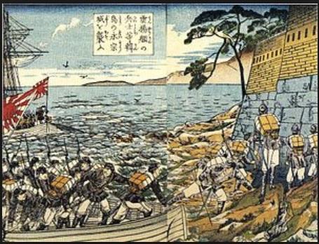 江華島事件(Wikipediaより)