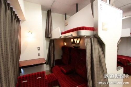 「北斗星に泊まれるホテル」の画像検索結果