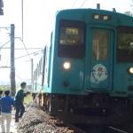 津波避難の心得と風土を学ぶ列車ツアー 「鉄學 -まちあるき編-」を発売します。