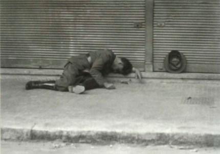 Αστυφύλακας νεκρός από την πείνα 1941-1942