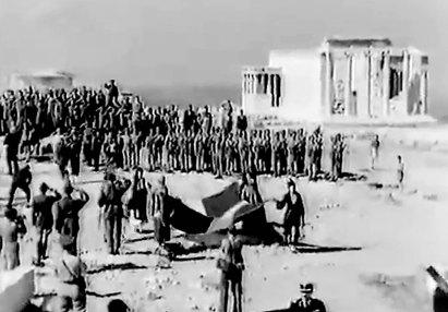 Η Αθήνα γιορτάζει την απελευθέρωση