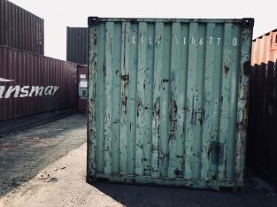 Scrap container for sale 20ft and 40ft