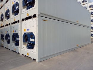 Used refrigerated containers for sale in India