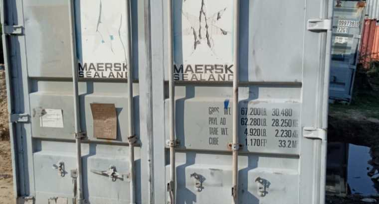 20FT CONTAINERS FOR SALE IN ISLAMABAD