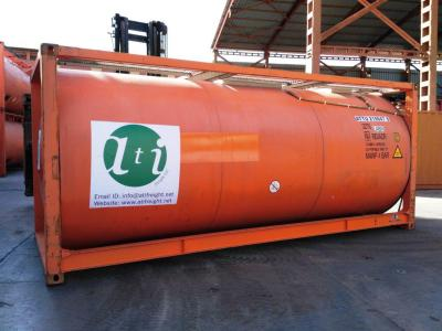 ISO tanks containers for sale in Saudi Arabia