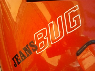 Jeans Bug im August 2013