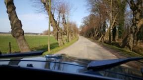 Ausfahrt durchs Venner Moor
