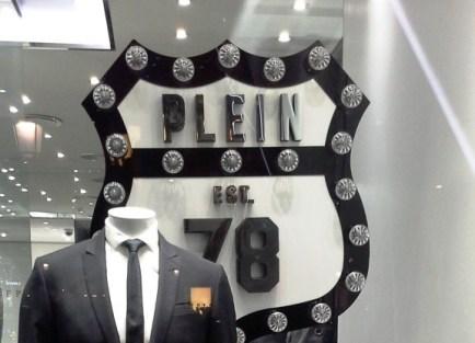 PHILIPP PLEIN ESCAPARATE PASEO DE GRACIA TEVIAC ESCAPARATISMO EN BARCELONA ENERO 2015 MARKETING ON LINE www.teviac.wordpress (4)