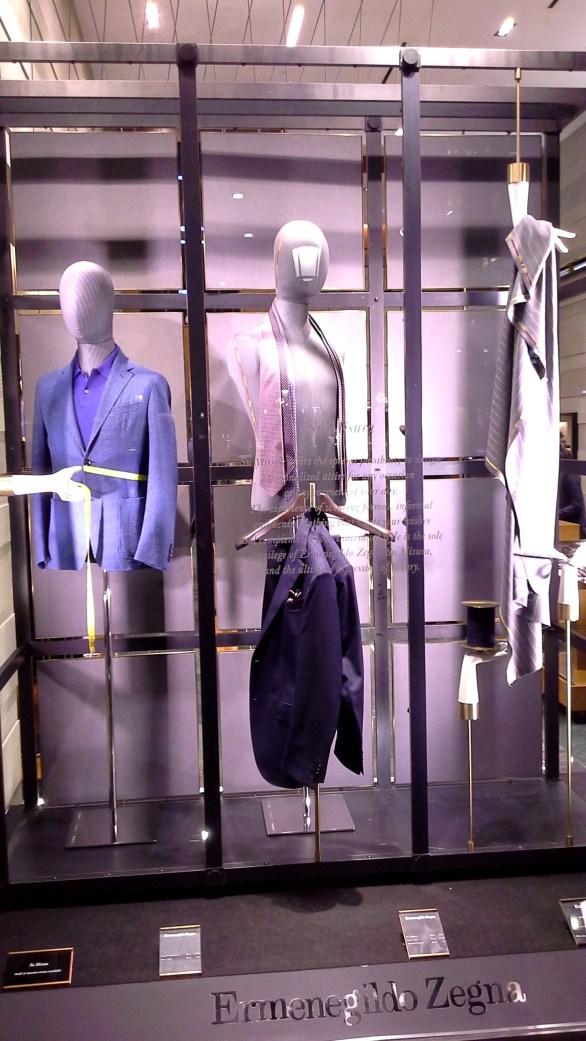 ERMENEGILDO ZEGNA ESCAPARATE BARCELONA #zegna #escaparatebarcelona #escaparatismobarcelona #shopping #closetmen (2)