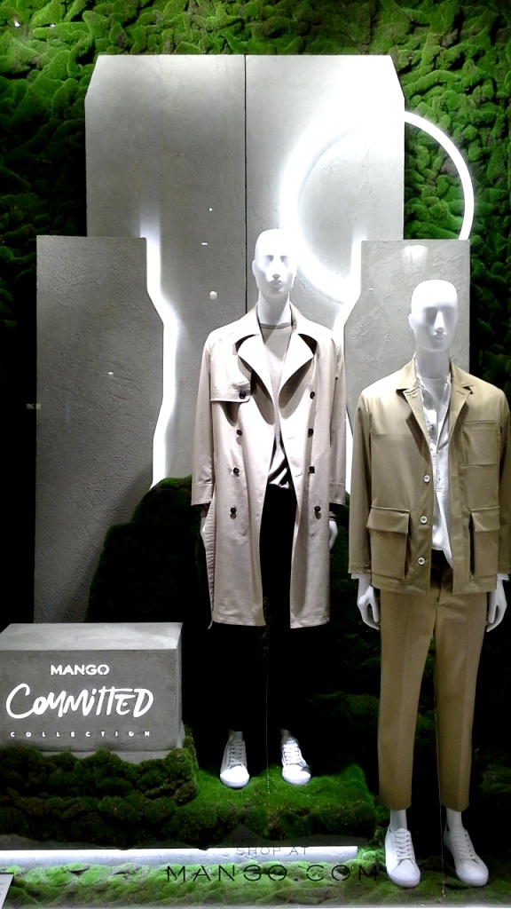 MANGO COMMITTED COLLECTION #escaparatelover #escaparatebarcelona #escaparatismobarcelona #escaparatemadrid #diseño #moda #fashion #teviac #jorditena (7)