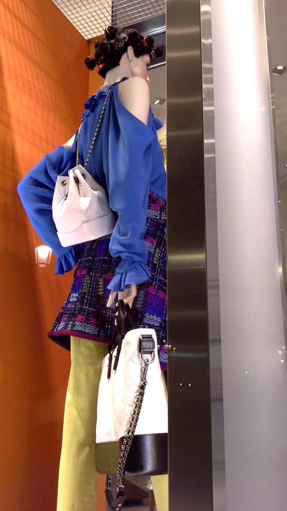 #chanel #chanelescaparate #chanelescaparatismo #escaparatebarcelona #marketing #ecommerce #sales #shopping #trend #fashionistachanel (10)