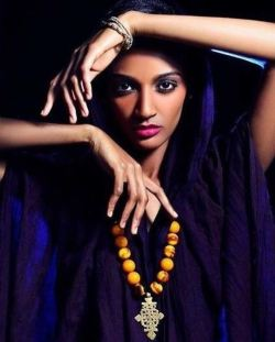 Model Betty Woldemichael heads to Istanbul, Turkey, to participate in a fashion show