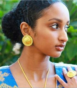 Awesome Ethiopian gold jewelry designs