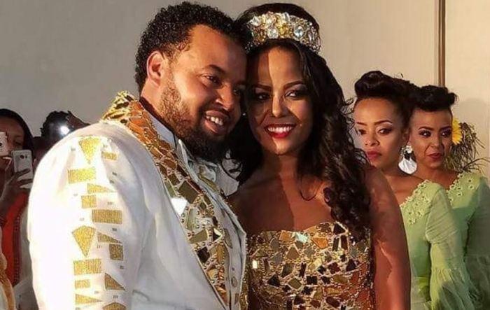 Mekdes Tsegaye and Solomon Menjeta wedding