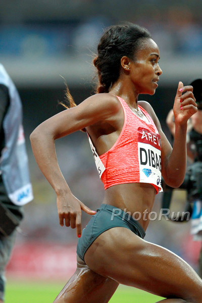 Genzebe Dibaba breaks 1500 meters world record in Monaco – 17 July 2015