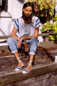 Liya Kebede's Lemlem Teams Up with Soludos on Too-Cool Espadrilles – Vogue