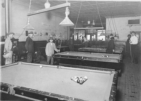 pool-hall
