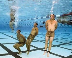 drownproofing