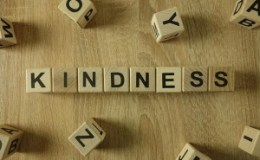 You've Got to Give a Little. Kindness is the Best Cure for all ills.