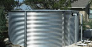Texan Water- Well Water Storage Tank