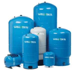 Texan water- uses the best pressure tanks with the longest warranties