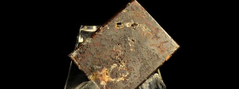 Metallic Mystery Agate