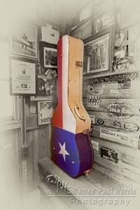 Texas Guitar Case