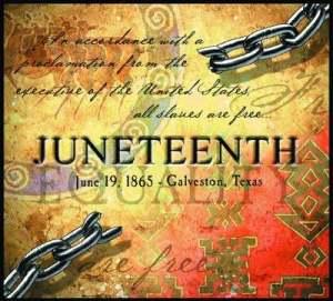 June 19, 1865 - Juneteenth