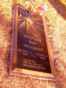 Stevie Ray Vaughn Memorial